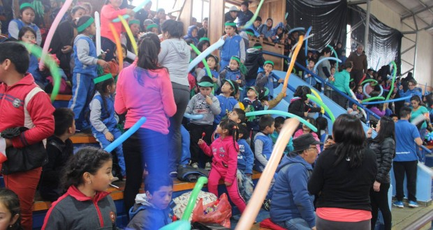 Día del Estudiante en Saavedra
